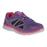 Toko 910 Nineten Kaza Womens Sepatu Lari Purple Pink White Terdekat