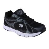 Obral 910 Nineten Kenjiro 1 5 Sepatu Lari Hitam Abu2 Perak Murah