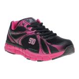 Harga Hemat 910 Nineten Kenjiro 1 5 Womens Sepatu Lari Hitam Pink Tua Perak