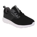 Harga 910 Nineten Kitaro Sepatu Lari Pria Hitam Putih Abu Original