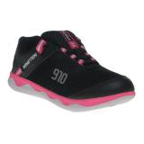 Jual 910 Nineten Mizuka Women Sepatu Lari Black Hot Pink White Murah Jawa Barat