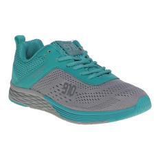 Cuci Gudang 910 Nineten Nts One Womens Sepatu Lari Lite Grey Turquiose