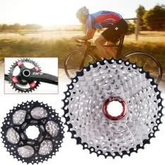 Ulasan Lengkap 9 Speed Cassette 11 40 T Sepeda Gunung Mtb Sepeda Freewheel Roda Bagian Outdoor Intl