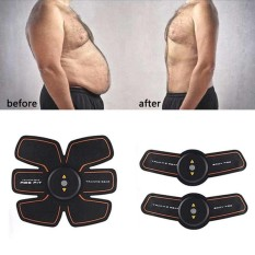 Harga Abdominal Muscle Arm Sticker Trainer Body Building Fitness Massage Smart Intl Murah