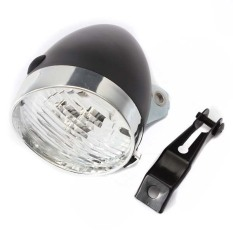 Diskon Abs Waterproof Bicycle Led Headlight Dengan Golongan Hitam Internasional
