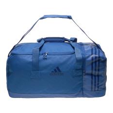 Beli Adidas 3 Stripes Performance Team Bag Medium Blue Collegiate Royal Collegiate Royal Yang Bagus
