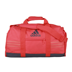 Harga Adidas 3 Stripes Performance Team Bag Small Easy Coral S17 Easy Coral S17 Trace Grey S17 New
