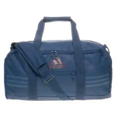 Harga Adidas 3 Stripes Performance Team Bag Small Mystery Blue Maroon Adidas Ori