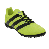 Harga Adidas Ace 16 3 Turf Shoes Solar Yellow Core Black Silver Met Termahal