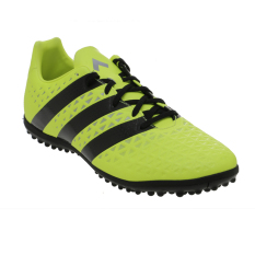 Toko Adidas Ace 16 3 Turf Shoes Solar Yellow Core Black Silver Met Adidas Indonesia