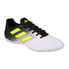 Adidas Ace 17 4 In Sepatu Futsal Ftwwht Syello Cblack Di Indonesia