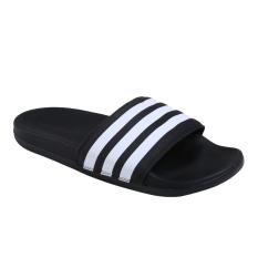 Beli Adidas Adilette Cloudfoam Sandal Sports Pria Core Black Ftwwht Core Black Online Indonesia