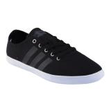 Adidas Adineo Cloudfoam Qt Vulc Sneakers Olahraga Wanita Core Black Core Black Dgsogr Diskon Akhir Tahun