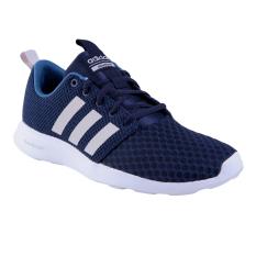 Review Adidas Adineo Cloudfoam Swift Racer Sneakers Olahraga Pria Conavy Greone Corblu