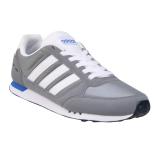 Harga Adidas Adineo Neo City Racer Sneakers Olahraga Grey Ftwwht Blue Asli Adidas