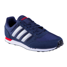 Beli Adidas Adineo Neo City Racer Sneakers Olahraga Pria Conavy Msilve Scarle Yang Bagus