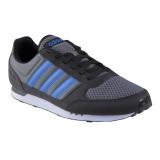 Toko Adidas Adineo Neo City Racer Sneakers Olahraga Pria Grefiv Blue Core Black Jawa Barat