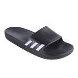 Adidas Aqualette Women S Slides Core Black Ftwr White Core Black Promo Beli 1 Gratis 1