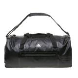Jual Adidas Climacool Team Bag Medium Black Matte Silver Utility Black Baru