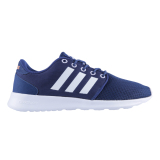 Spesifikasi Adidas Cloudfoam Qt Women S Racer Shoes Mystery Blue S17 Ftwr White Glow Orange S14 Yang Bagus