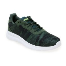 Harga Adidas Cloudfoam Speed Sepatu Lari Pria Hitam Hijau Adidas Original