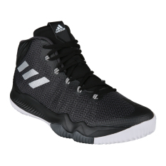 Miliki Segera Adidas Crazy Hustle Men S Basketball Shoes Core Black Silver Met Dgh Solid Grey
