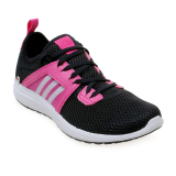 Diskon Besaradidas Durama Women Running Shoes Core Black Ftwr White Shock Pink S16