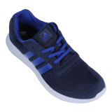 Beli Adidas Element Refresh Men S Running Shoes Blue Blue White Terbaru