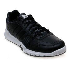 Jual Adidas Essential Star 2 Shoes Core Black Core Black Solar Red Murah Di Indonesia