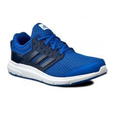 Adidas Galaxy 3 M Sepatu Lari - Blue/Conavy/Ftwwht