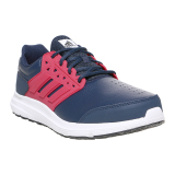 Adidas Galaxy 3 Trainer Shoes Collegiate Navy Ray Red F16 Core Black Adidas Diskon 30