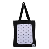 Kualitas Adidas Good Shopper Bag Black White Black Adidas