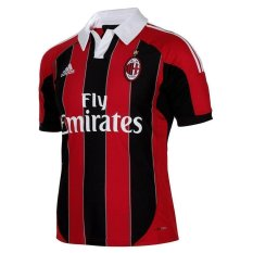 Spesifikasi Adidas Jersey Club Ac Milan H Merah Hitam Yang Bagus