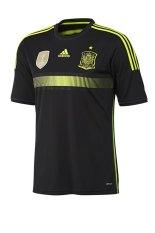 Jual Beli Online Adidas Jersey Spain Away F39821 Hitam