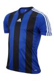 Ulasan Lengkap Adidas Kaos Bola Strip Z38467 Biru Hitam