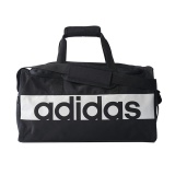 Beli Adidas Linear Performance Small Team Bag Black Black White Cicil