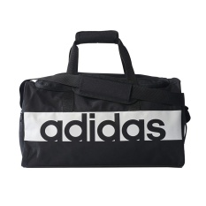 Beli Adidas Linear Performance Small Team Bag Black Black White Murah Jawa Barat