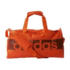 Ulasan Mengenai Adidas Linear Performance Small Team Bag Orange