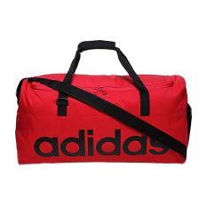 Jual Adidas Linear Performance Team Bag Medium Ray Red F16 Black Black Branded Original
