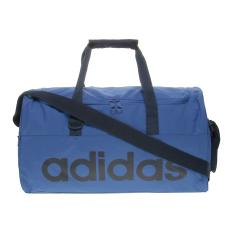 Beli Adidas Linear Team Bag Medium Blue Collegiate Navy Online Indonesia