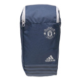 Harga Adidas Manchester United Fc Shoe Bag Biru Putih New