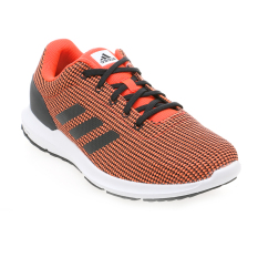 Spesifikasi Adidas Men S Cosmic Running Shoes Solar Red Core Black Ftwr White Terbaik