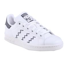 Harga Adidas Originals Stan Smith Sneakers Olahraga Wanita Ftwwht Ftwwht Trablu Termahal