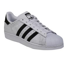 Adidas Originals Superstar Sneakers Olahraga Pria White Black Black Classic Jawa Barat