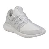 Ulasan Mengenai Adidas Originals Tubular Radial Sneakers Olahraga Pria Core Crystal White