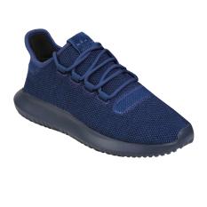 Harga Adidas Originals Tubular Shadow Knit Sneakers Olahraga Pria Mystery Blue Satu Set