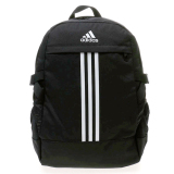 Review Adidas Power 3 Backpack Medium Hitam Putih Adidas