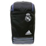 Beli Adidas Real Madrid Shoes Bag Hitam Putih Online