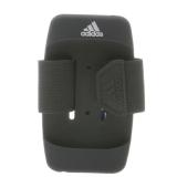 Adidas Run Media Arm Pocket Black Reflective Silver Original