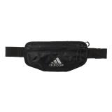 Jual Adidas Run Waistbag Tas Olahraga Lari Unisex Black Black Msilve Original